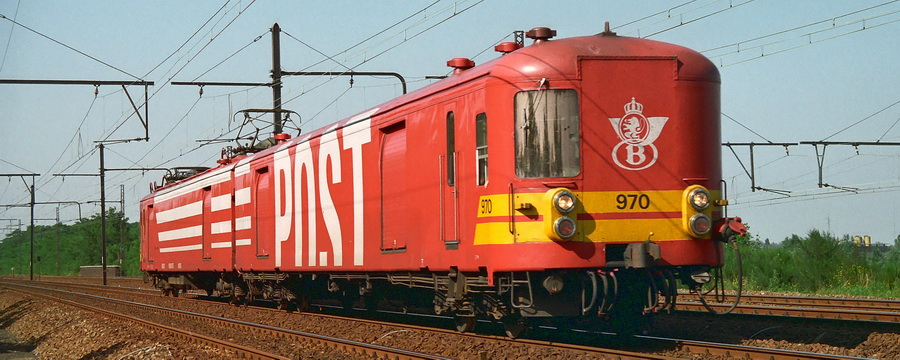 11 am 970 Post Mechelen 'L27'23.7  13.07.90 17h23 (avF173.024SNNr)2